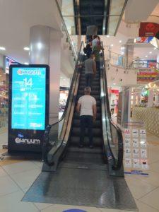 Alanyum AVM Reklam Alanları